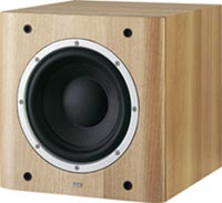 B&W Bowers and Wilkins ASW 600 actieve subwoofer