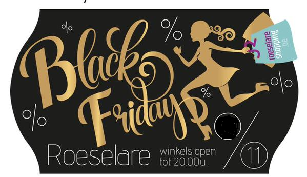 blackfriday roeselare 27 november 2015 kortingen