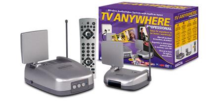 Draadloos TV kijken - Frans Van Eeckhout - Marmitek TV Anywhere