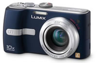 Panasonic DMC-TZ1 digitale fotocamera's