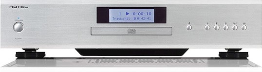 rotel cd14 cd dac stereohouse